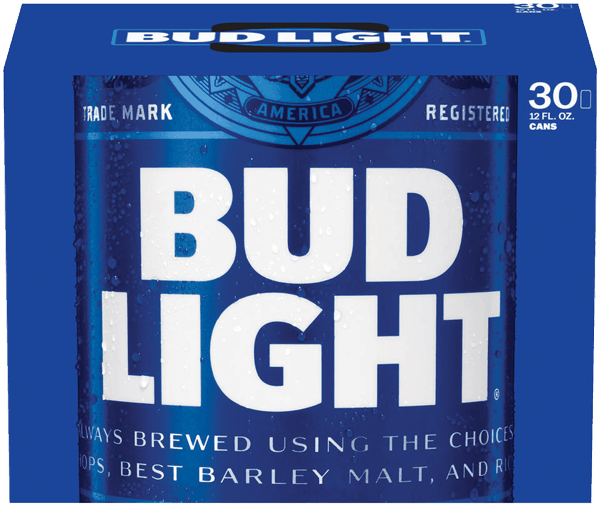 $5.00 for Budweiser® or Bud Light®. Offer available at multiple stores.
