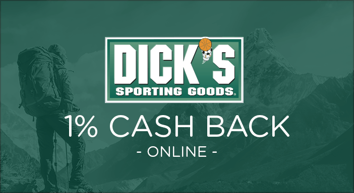 $0.00 for Dick's Sporting Goods (expiring on Friday, 10/31/2025). Offer available at DicksSportingGoods.com.