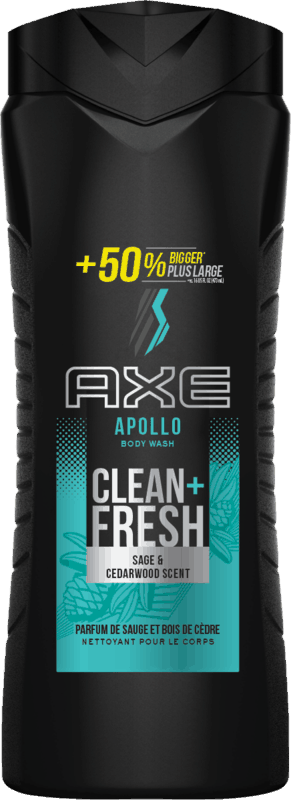 $2.00 for AXE Body Wash. Offer available at Walmart, Walmart Grocery.