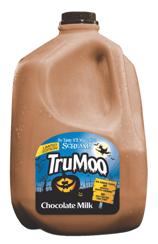 $0.25 for TruMoo Milk (expiring on Saturday, 10/31/2020). Offer available at Walmart, Walmart Grocery.