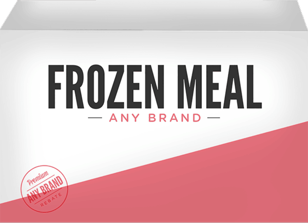 $0.25 for Frozen Meals - Any Brand (expiring on Sunday, 06/02/2019). Offer available at Walmart.