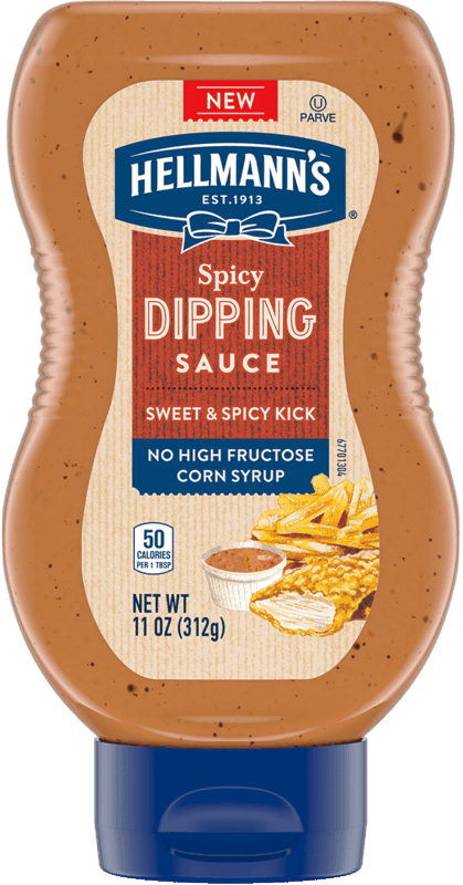 $1.50 for Hellmann's® Spicy Dipping Sauce. Offer available at multiple stores.