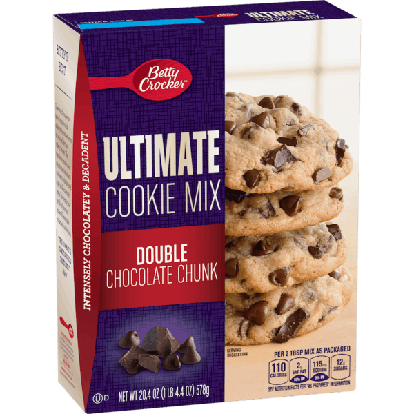 $1.00 for Betty Crocker™ Ultimate Cookie Mix (expiring on Wednesday, 10/25/2017). Offer available at Walmart.