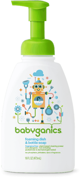 $2.00 for Babyganics® Household Products (expiring on Sunday, 07/08/2018). Offer available at Walmart.