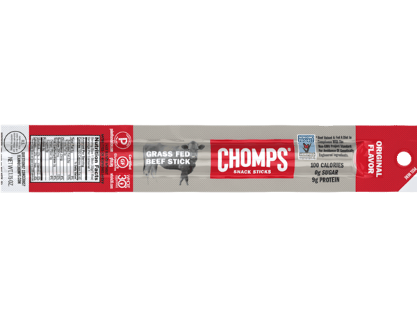 $0.25 for Chomps® (expiring on Monday, 09/02/2019). Offer available at Trader Joe's.