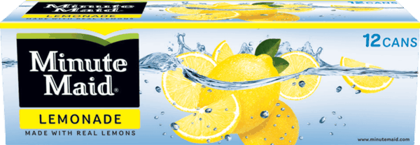 $1.50 for Minute Maid® Lemonade. Offer available at Publix.