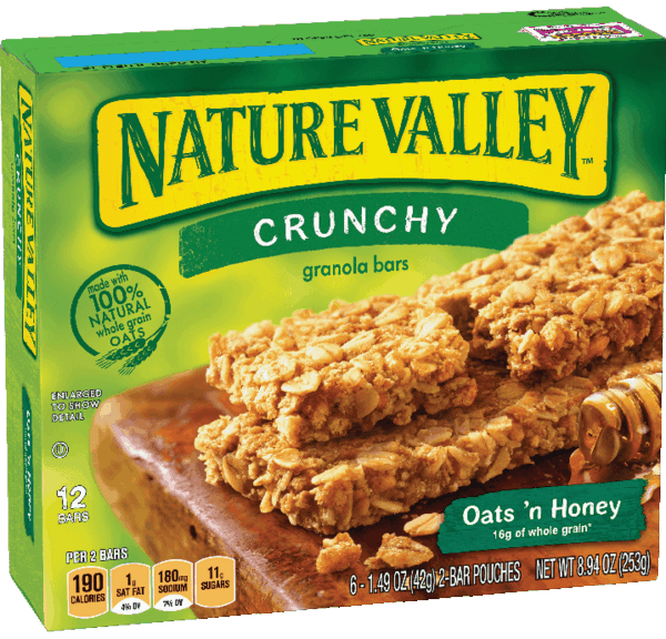 $1.50 for Nature Valley Products (expiring on Monday, 07/02/2018). Offer available at Wegmans.