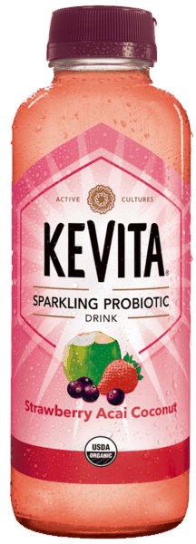$0.50 for KeVita® Sparkling Probiotic Drink (expiring on Monday, 12/31/2018). Offer available at multiple stores.