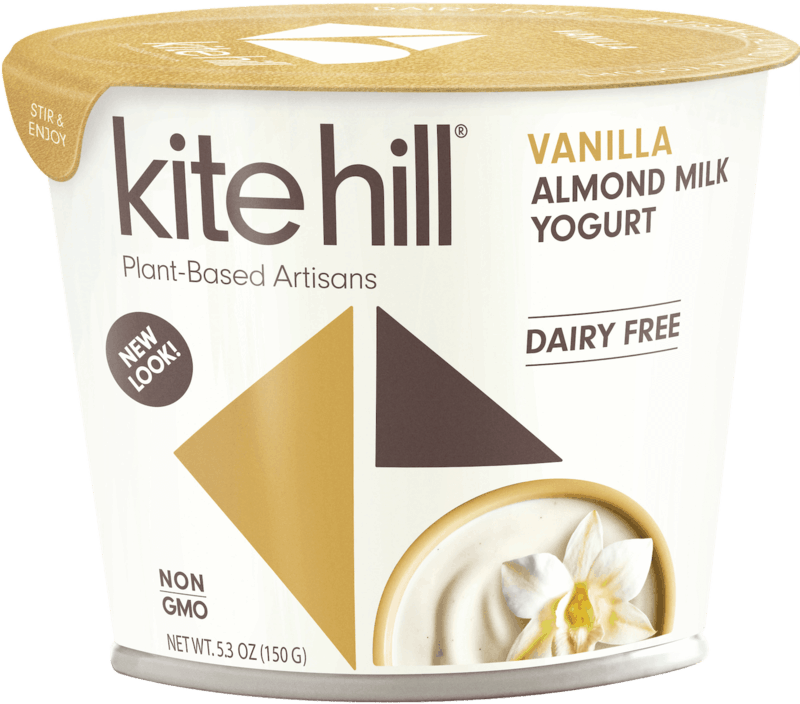 $0.75 for Kite Hill European and Greek-Style Almond Milk Yogurt (expiring on Friday, 05/01/2020). Offer available at multiple stores.