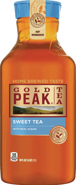 $0.75 for Gold Peak® Tea (expiring on Saturday, 12/23/2017). Offer available at Walmart.