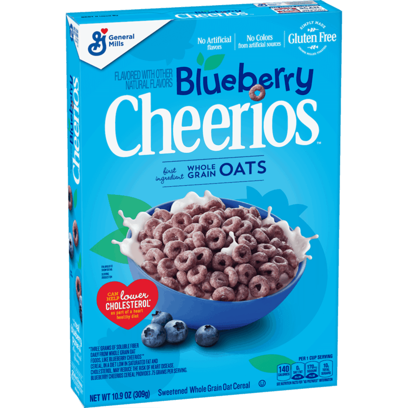 $1.00 for Blueberry Cheerios (expiring on Friday, 05/15/2020). Offer available at Wegmans.