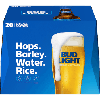 $1.00 for Budweiser® or Bud Light® (expiring on Wednesday, 01/01/2020). Offer available at Any Military Exchange.