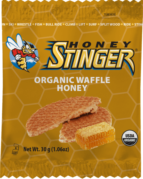 $0.50 for Honey Stinger® Waffles (expiring on Monday, 09/02/2019). Offer available at multiple stores.