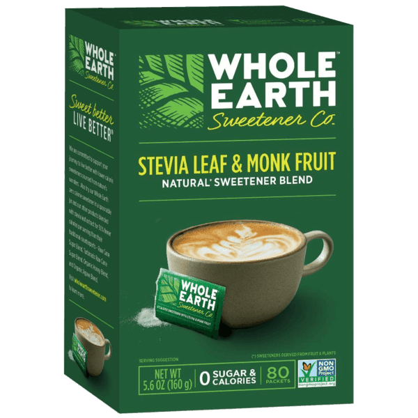 $1.50 for Whole Earth® Sweetener. Offer available at multiple stores.