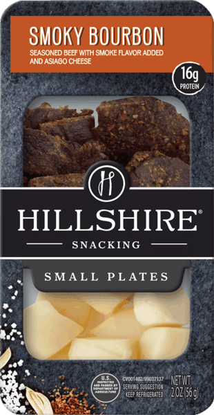 $0.75 for Hillshire® Snacking Small Plates (expiring on Wednesday, 01/24/2018). Offer available at multiple stores.