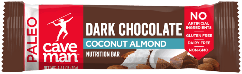 $0.50 for Caveman™ Bars (expiring on Sunday, 01/26/2020). Offer available at multiple stores.