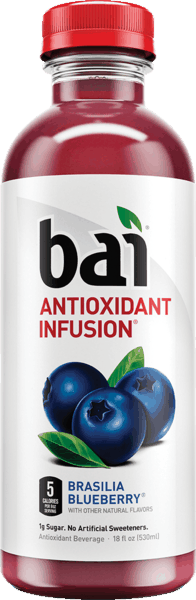 $0.50 for Bai® 18 oz. (expiring on Saturday, 03/31/2018). Offer available at multiple stores.