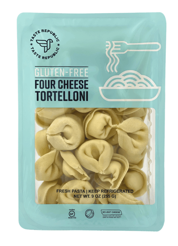 $0.50 for Taste Republic Fresh Gluten-Free Pasta (expiring on Sunday, 09/27/2020). Offer available at multiple stores.