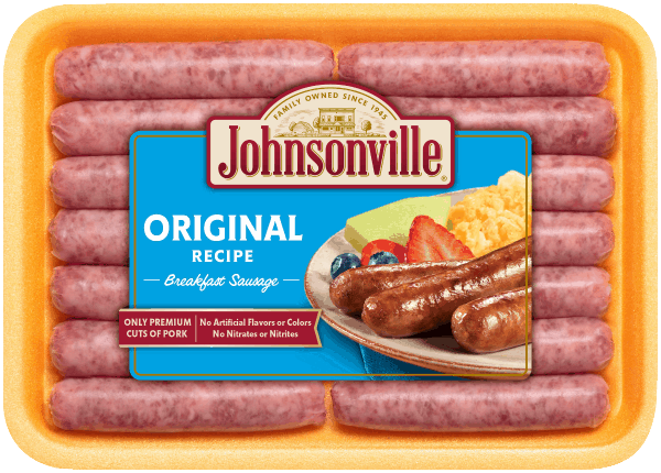 $1.00 for Johnsonville Breakfast Sausages. Offer available at multiple stores.