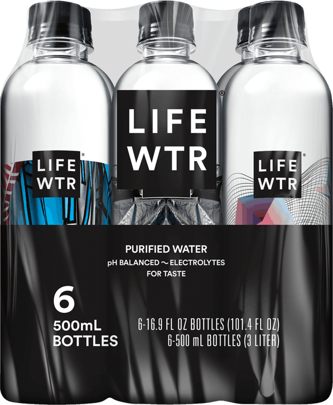 $1.00 for LIFEWTR. Offer available at multiple stores.