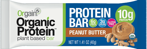 $0.50 for Orgain® Organic Protein™ Bar. Offer available at Market Basket.