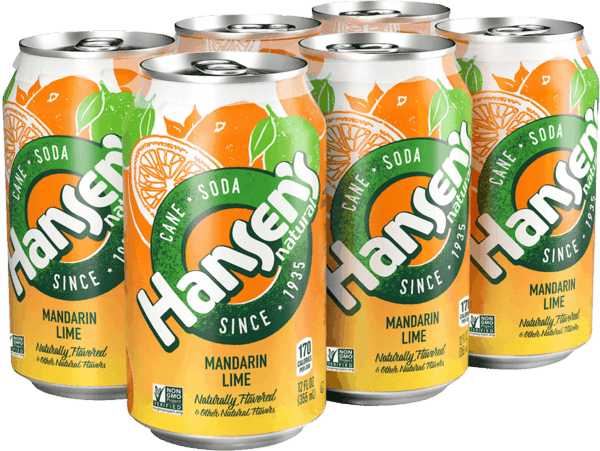 $0.75 for Hansen's® Natural Soda (expiring on Saturday, 02/02/2019). Offer available at multiple stores.