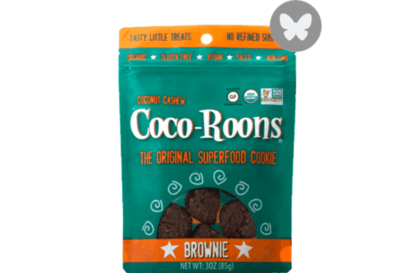 $0.75 for Sejoyia® Coco-Roons (expiring on Wednesday, 10/11/2017). Offer available at Walmart.