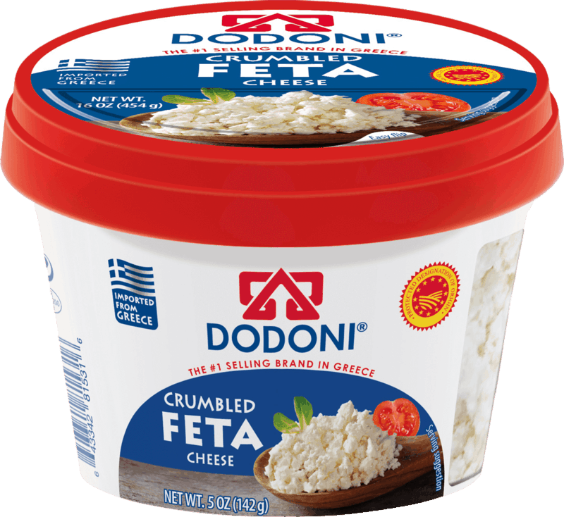 $2.00 for Dodoni® Feta Cheese (expiring on Sunday, 02/02/2020). Offer available at ShopRite, Costco, Market Basket.