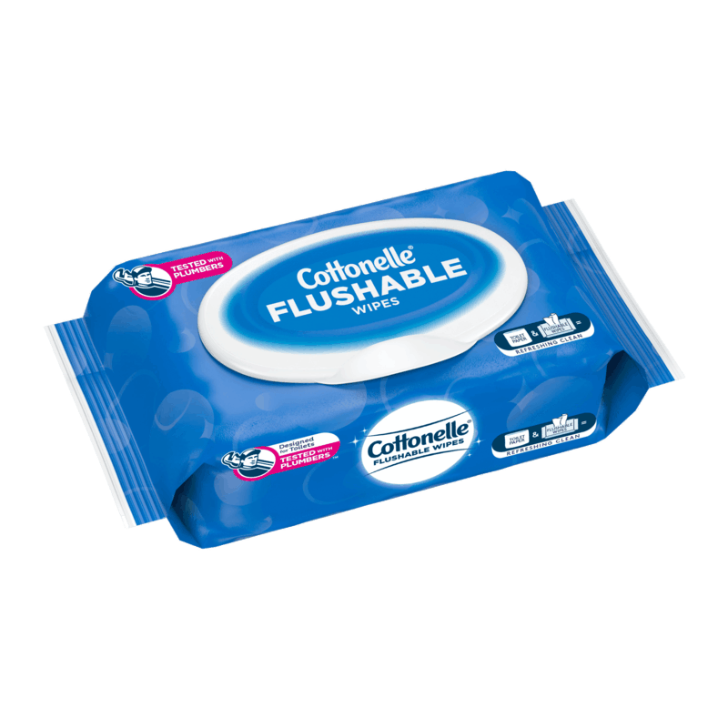 $0.25 for Cottonelle Flushable Wipes (expiring on Thursday, 12/31/2020). Offer available at multiple stores.