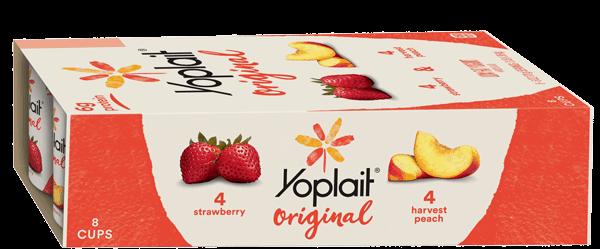 $0.75 for Yoplait® Yogurt (expiring on Thursday, 03/09/2017). Offer available at Walmart.