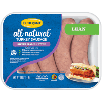 $1.00 for Butterball Fresh Turkey Dinner Sausage Links (expiring on Monday, 02/28/2022). Offer available at Price Chopper (KS & MO), Price Chopper.