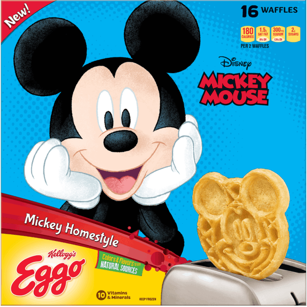 $0.50 for Eggo® Products (expiring on Friday, 03/02/2018). Offer available at Walmart.
