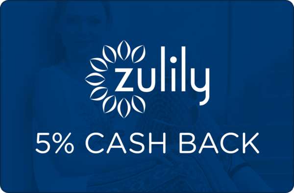 $0.00 for zulily (expiring on Wednesday, 06/27/2018). Offer available at zulily.