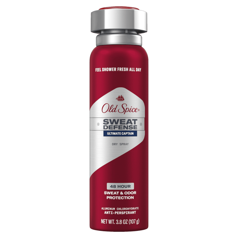 $0.25 for Old Spice Sweat Defense Anti-Perspirant Spray (expiring on Thursday, 07/02/2020). Offer available at multiple stores.