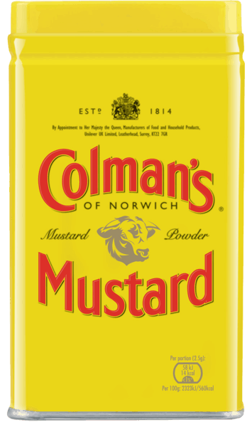 $1.00 for Colman's® Original English Mustard Powder (expiring on Saturday, 12/09/2017). Offer available at multiple stores.