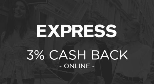 $0.00 for Express (expiring on Monday, 03/31/2025). Offer available at Express.