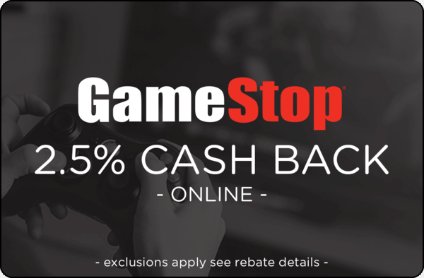 $0.00 for GameStop (expiring on Friday, 11/30/2018). Offer available at Gamestop .
