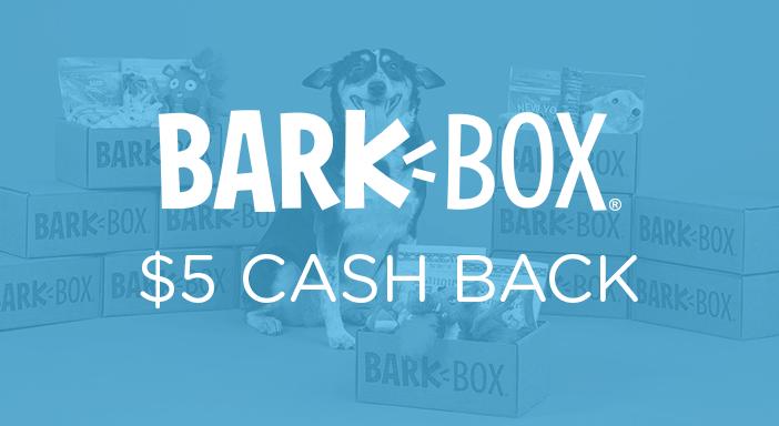 $5.00 for BarkBox (expiring on Friday, 10/31/2025). Offer available at BarkBox.