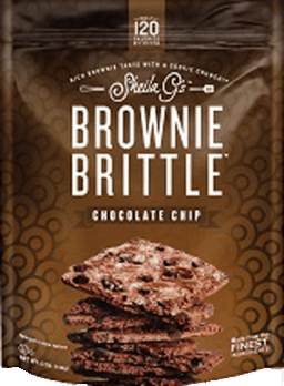 $1.00 for Brownie Brittle™ Chocolate Chip (expiring on Monday, 04/02/2018). Offer available at multiple stores.