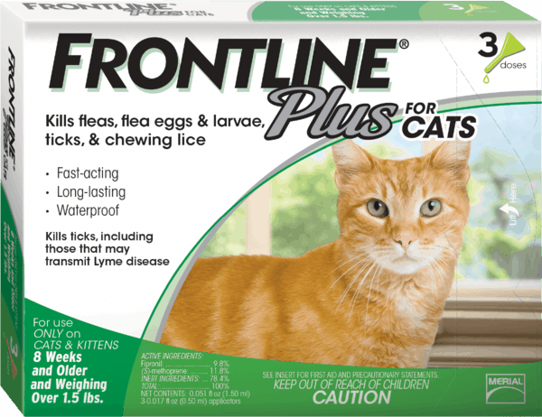 graphic relating to Frontline Coupons Printable identify $5.00 for FRONTLINE® Additionally for Cats Flea and Tick Process