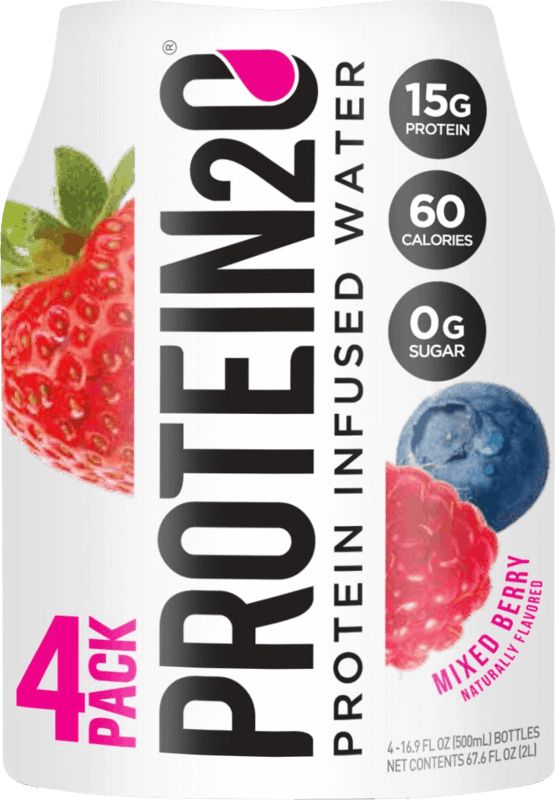 $1.00 for Protein2o (expiring on Saturday, 10/31/2020). Offer available at Walmart, Walmart Grocery.