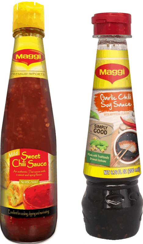 $0.50 for MAGGI Asian Sauces (expiring on Thursday, 07/02/2020). Offer available at Publix, Rouses.