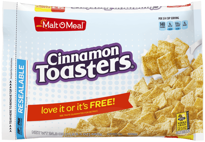 $0.50 for Malt O Meal® Cereals (expiring on Monday, 04/01/2019). Offer available at ShopRite.