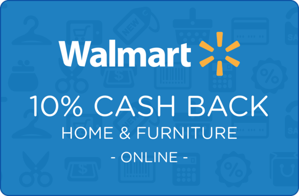 $0.00 for Walmart.com Home, Furniture and Appliances (expiring on Monday, 04/23/2018). Offer available at Walmart.com.