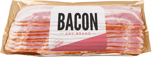 $0.25 for Bacon - Any Brand (expiring on Tuesday, 10/31/2017). Offer available at multiple stores.