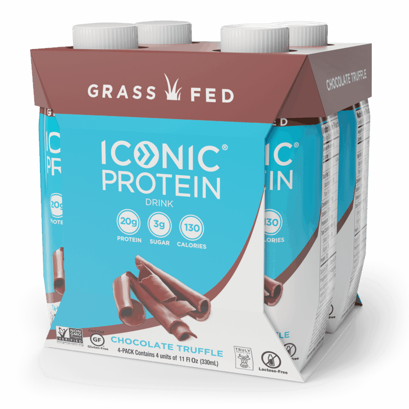 $2.00 for ICONIC Protein Shakes (expiring on Tuesday, 05/26/2020). Offer available at Target.