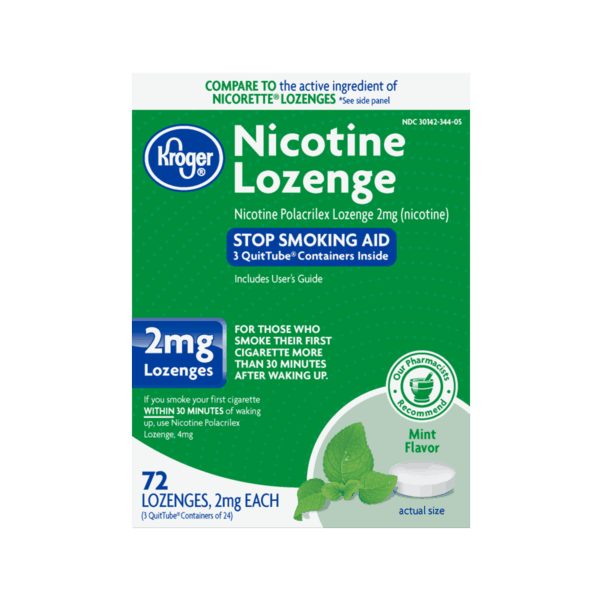 picture relating to Kroger Printable Application known as $5.00 for Kroger Nicotine Lozenge Mint. Provide accessible at