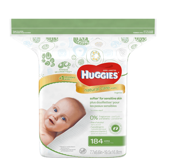 $1.00 for Huggies® Baby Wipes (expiring on Monday, 07/03/2017). Offer available at multiple stores.