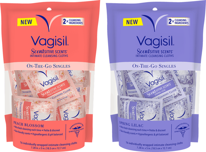 $0.75 for Vagisil Scentsitive Scents Products (expiring on Friday, 10/08/2021). Offer available at multiple stores.