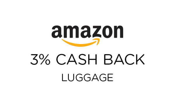 $0.00 for Amazon Luggage (expiring on Thursday, 04/30/2020). Offer available at Amazon.